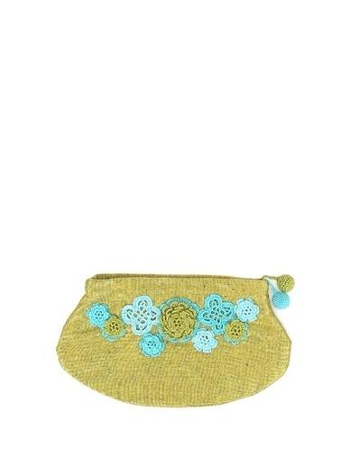 Beymen Home Clutch / El Çantası Renkli